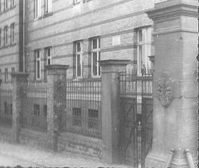 Roloffs Rittergut - heutige Grundschule