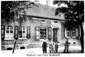 Bäckerei Fritz Wohlfahrt