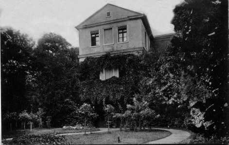 Gutshaus - heutiges Bürgerhaus