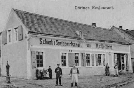 Dörings Restaurant, auch Stern oder Laus genannt