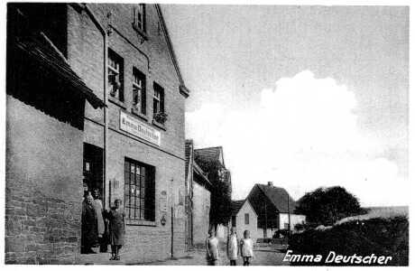Emma Deutschers Geschäft