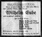 Mord Wilhelm Eube 6