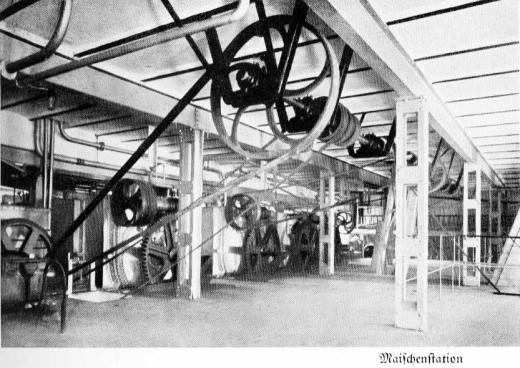 Zuckerfabrik 1865-1940 - Maischestation