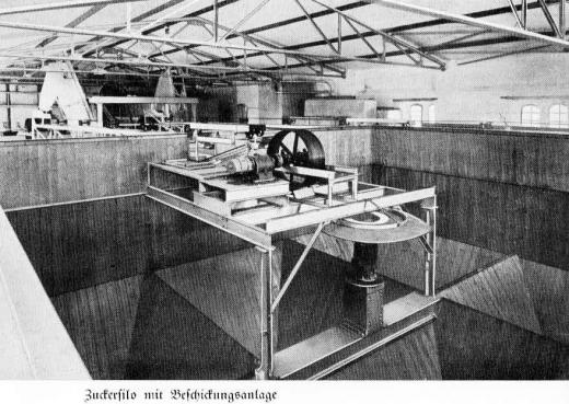Zuckerfabrik 1865-1940 - Zuckersilo