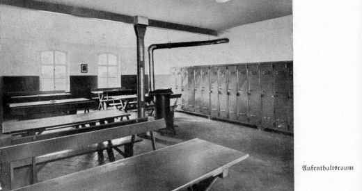Zuckerfabrik 1865-1940 - Aufenthaltsraum