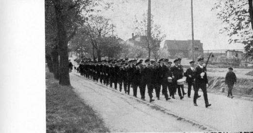 Zuckerfabrik 1865-1940 - Erster Mai